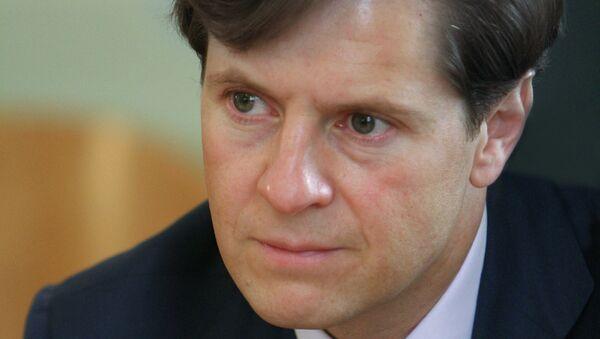 Экс-президент Банка Москвы Андрей Бородин. Архивное фото