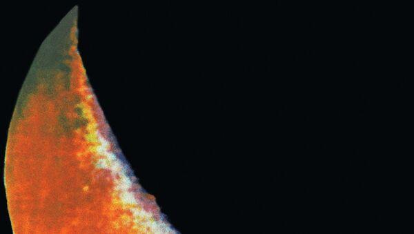 Изображение планеты Марс. Архив