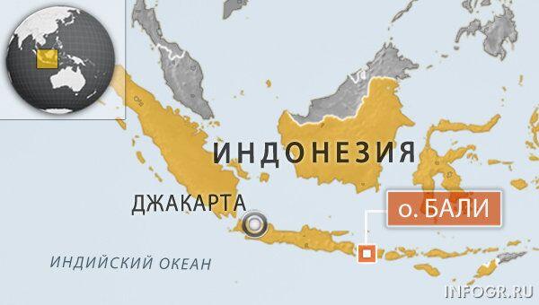 Индонезия, остров Бали