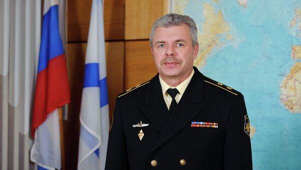 Командующий Черноморским флотом Александр Витко