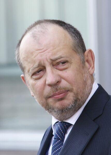 Предприниматель Владимир Лисин