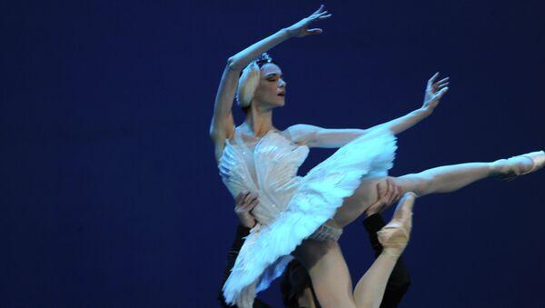 Солисты Баварского государственного балета Люсия Лакарра и Марлон Дино