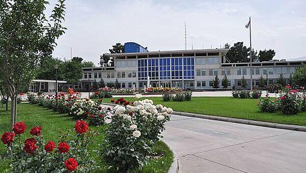 Здание посольства РФ в Кабуле. Архив