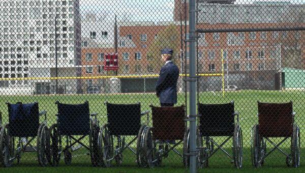 Бостон. Жертвы и искалеченные