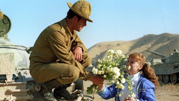 Вывод советский войск из Афганистана. Архивное фото