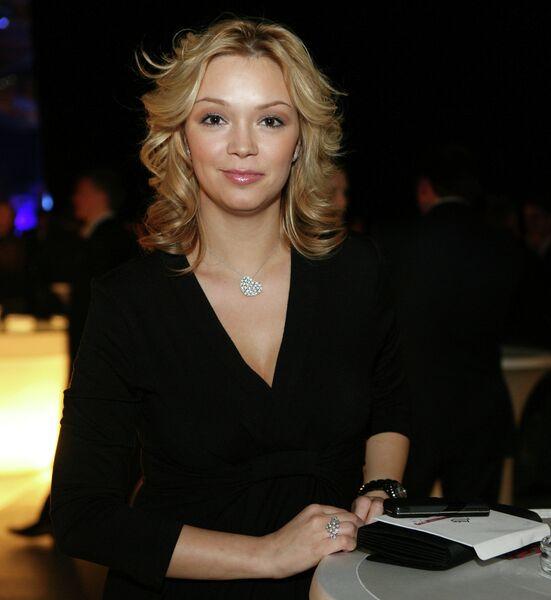 Внучка Михаила Горбачева Ксения Пырченко (Вирганская)
