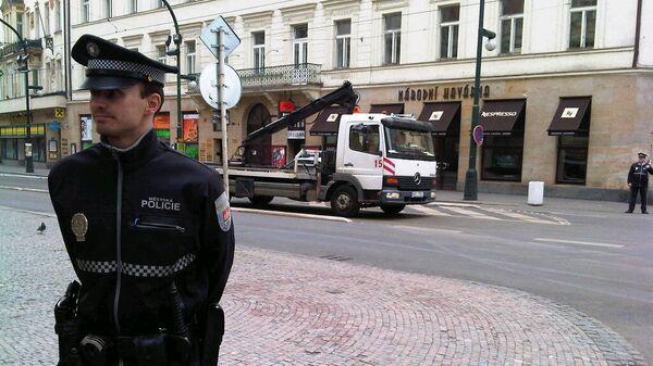 Чешская полиция. Архивное фото