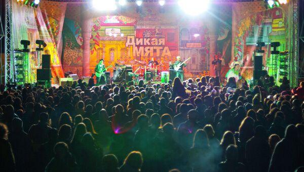 Фестиваль Дикая мята. Архив