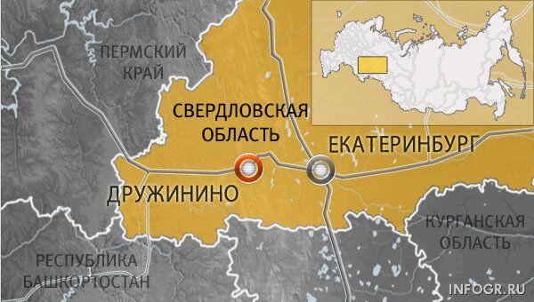 Шестилетняя девочка убита в Свердловской области