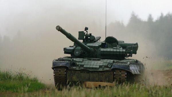 Кантемировская танковая дивизия. Архивное фото