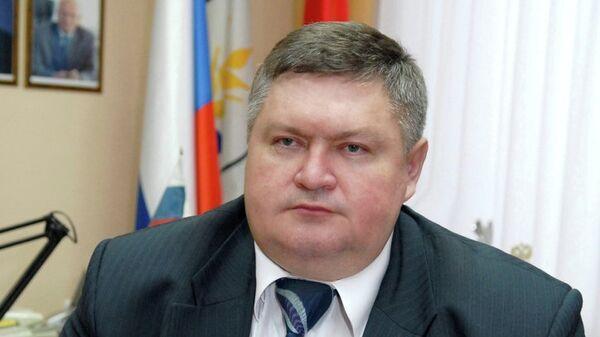 Сергей Балыкин. Архивное фото