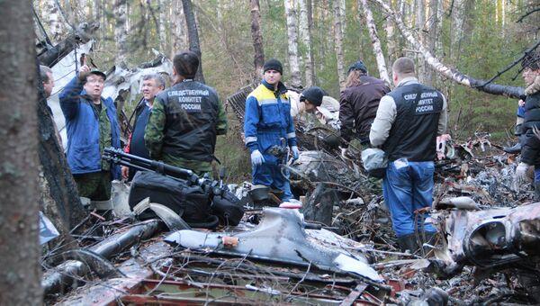В Свердловской области найдены обломки пропавшего самолета Ан-2. Фрхивное фото