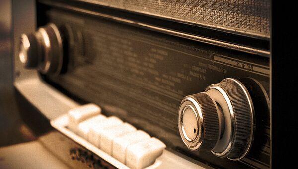 Радиоприемник 1950-х годов
