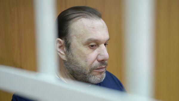 Заседание по делу В.Батурина в Гагаринском суде Москвы