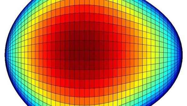 Грушевидная структура ядра радия-224