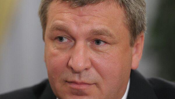 Глава Минрегиона Игорь Слюняев, архивное фото