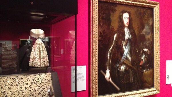 Кружевной шейный платок Вильгельма III Оранского стоил, в переводе на нынешние деньги, более 16 тысяч фунтов стерлингов