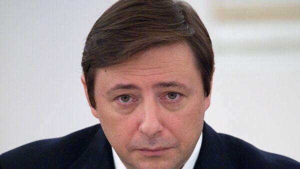 Полномочный представитель президента РФ в Северо-Кавказском федеральном округе Александр Хлопонин