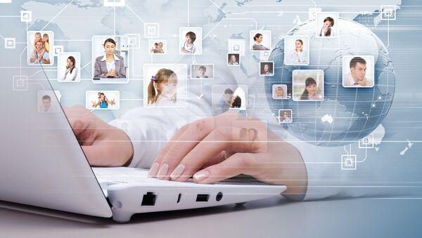Социальные сети. Архивное фото