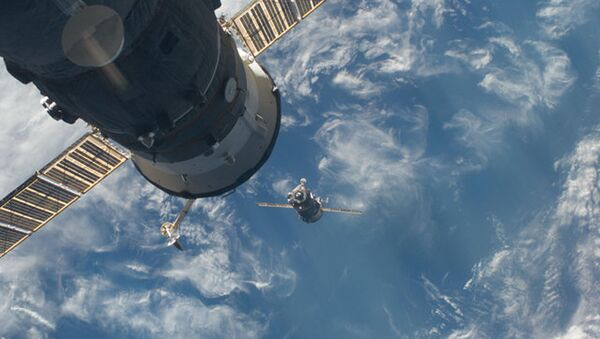 Космический корабль Союз ТМА-17