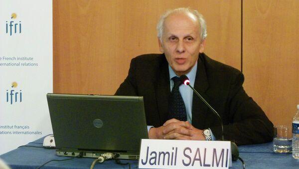 Глобальный специалист по высшему образованию, доктор наук Джамиль Салми