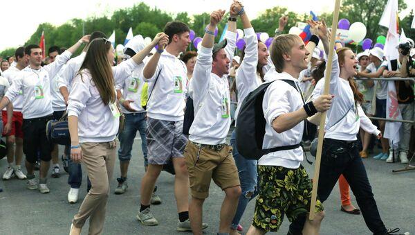 Российская студенческая весна в Ульяновске. Архивное фото