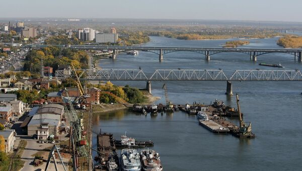 Виды Новосибирска