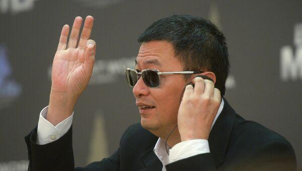 Режиссер фильма Великий мастер Вонг Кар-Вай