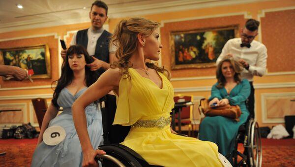 Участницы конкурса «Мисс Независимость». Архивное фото