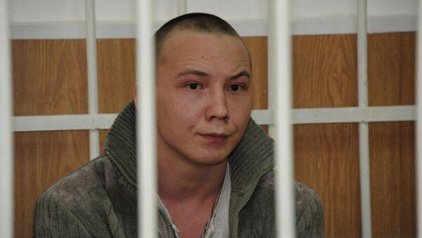Насильник и убийца 12-летней девочки Евгений Козулин. Архив