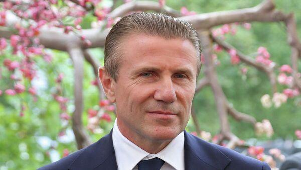 Сергей Бубка. Архивное фото