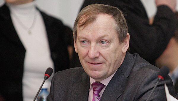 Директор новосибирской школы №65, депутат Горсовета Новосибирска Владимир Алексеев