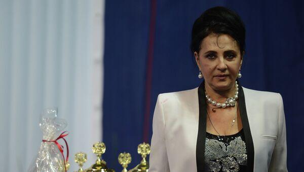 Президент Всероссийской федерации художественной гимнастики Ирина Винер. Архивное фото