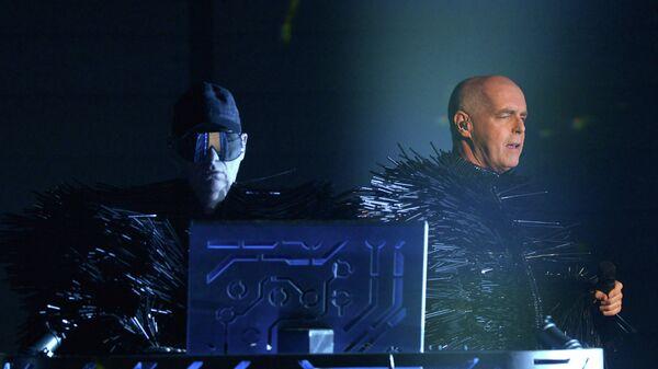 Концерт группы Pet Shop Boys. Архивное фото