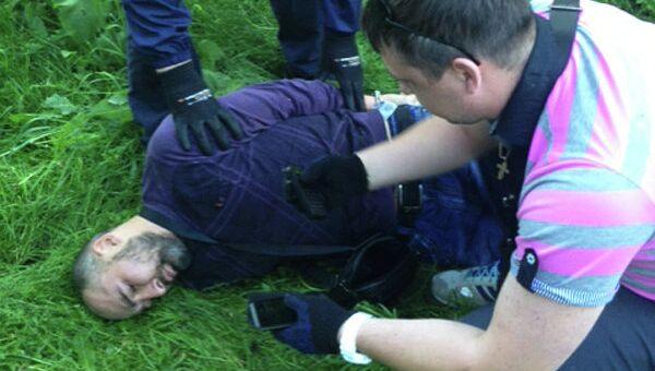 Задержание Давлетбаева сотрудниками ФСБ, архивное фото