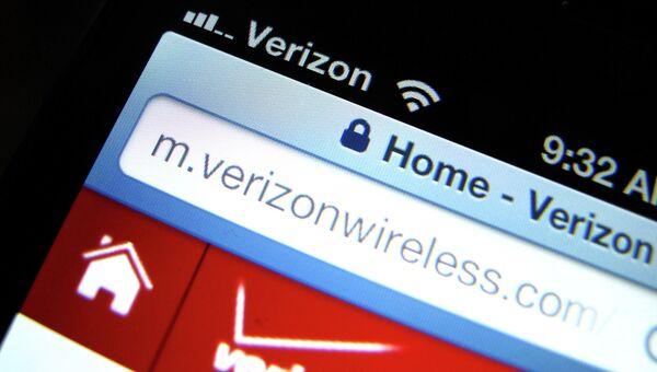 Сотовый оператор Verizon