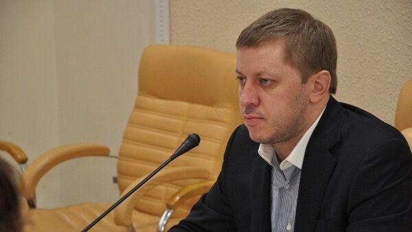 Член Общественной палаты РФ Богдан Новорок