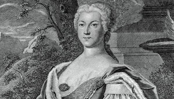 Анна Леопольдовна - правительница России