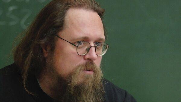 Диакон Андрей Кураев. Архивное фото