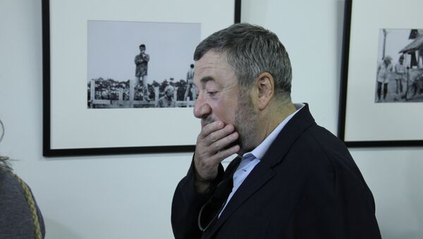 Павел Лунгин, архивное фото
