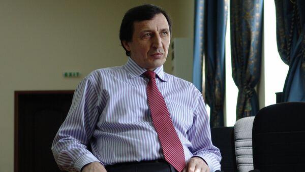 Исполняющим обязанности мэра Махачкалы назначен ректор ДГУ Муртазали Рабаданов