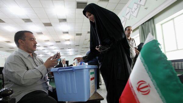 Выборы президента Ирана