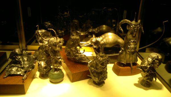 Выставка работ Даши Намдакова в Нью-Йорке