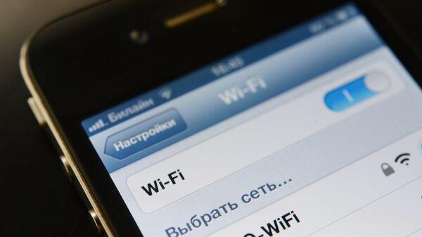 Настройка Wi-Fi на телефоне Apple iPhone 4