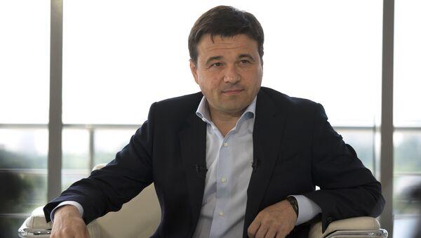 Кандидат в губернаторы Подмосковья Андрея Воробьев