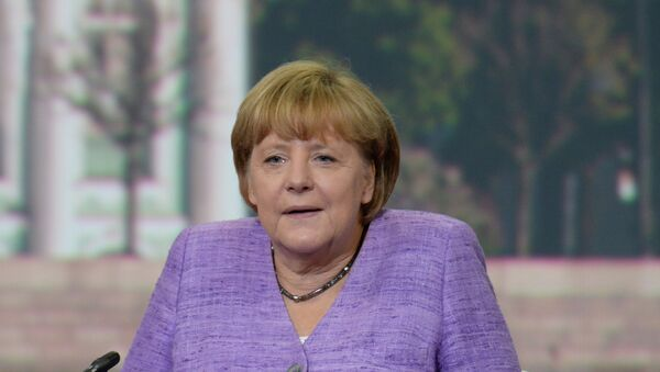 Ангела Меркель, архивное фото