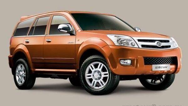 Производство китайских автомобилей планируют наладить в Приморье