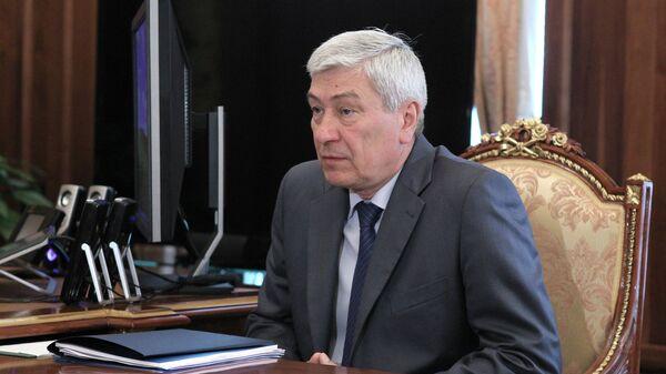 Руководитель Федеральной службы по финансовому мониторингу Юрий Чиханчин