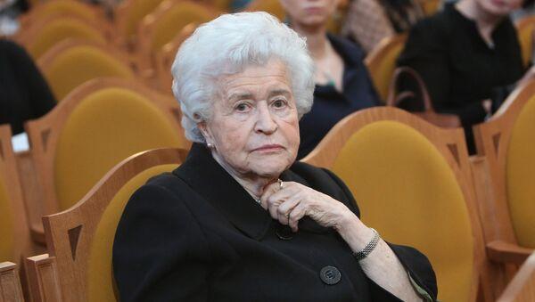 Ирина Антонова, архивное фото