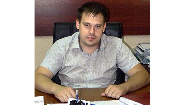 Глава райцентра Семилуки Николай Марков